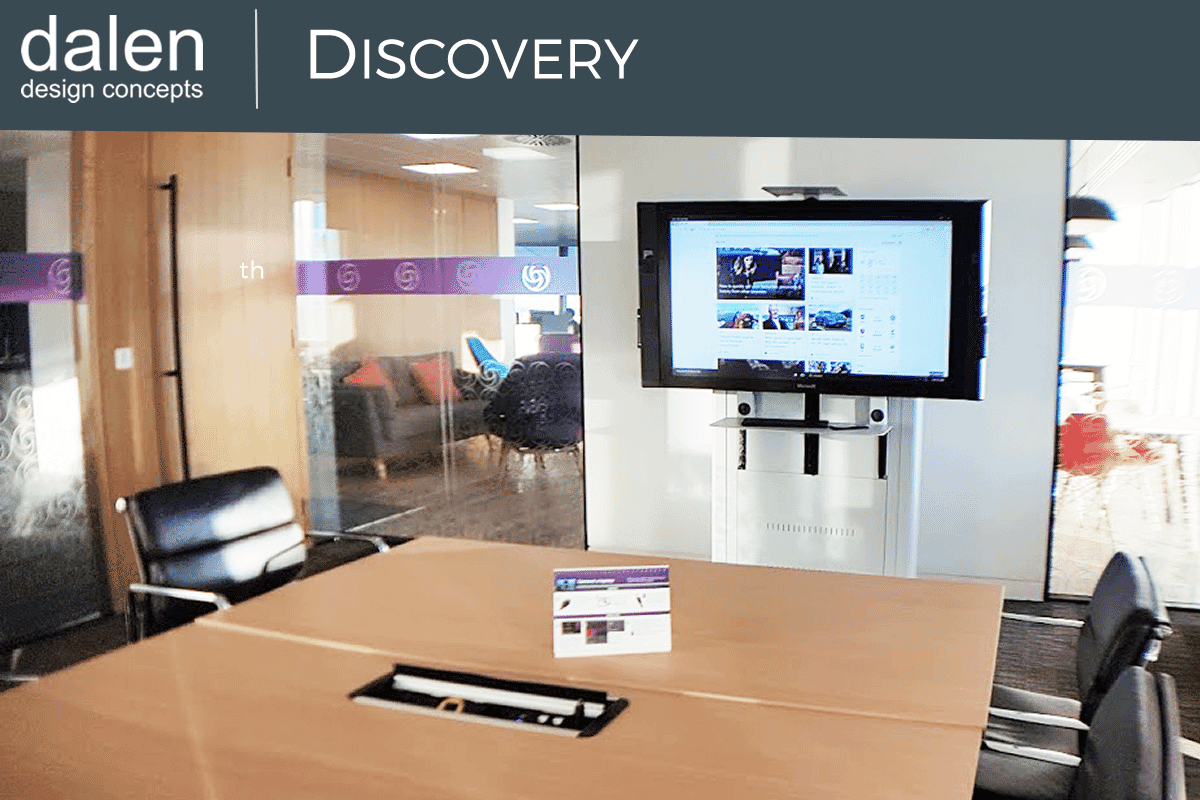 Touch screens are transforming meeting spaces