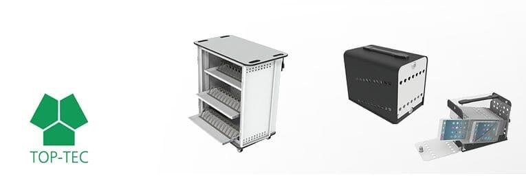 Laptop Storage Trolley Solutions | Laptstore Lite